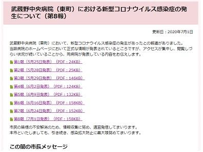 市 者 感染 武蔵野 コロナ ヤマダ電機LABI吉祥寺の場所はどこ?社員が新型コロナ感染【武蔵野市コロナ】