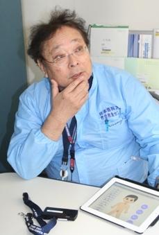 被災地の医療支援続ける救急医 -...